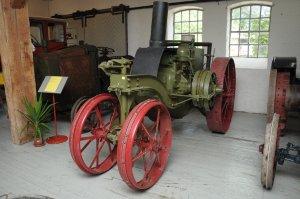 Danmarks Traktormuseum – Eskilstrup