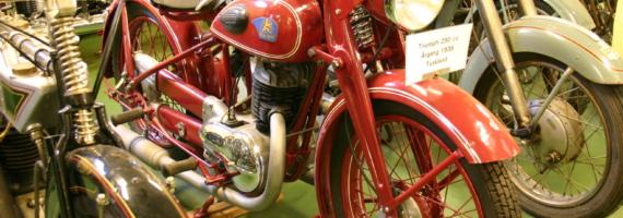 Motorcykel- og Radiomusem – Stubbekøbing